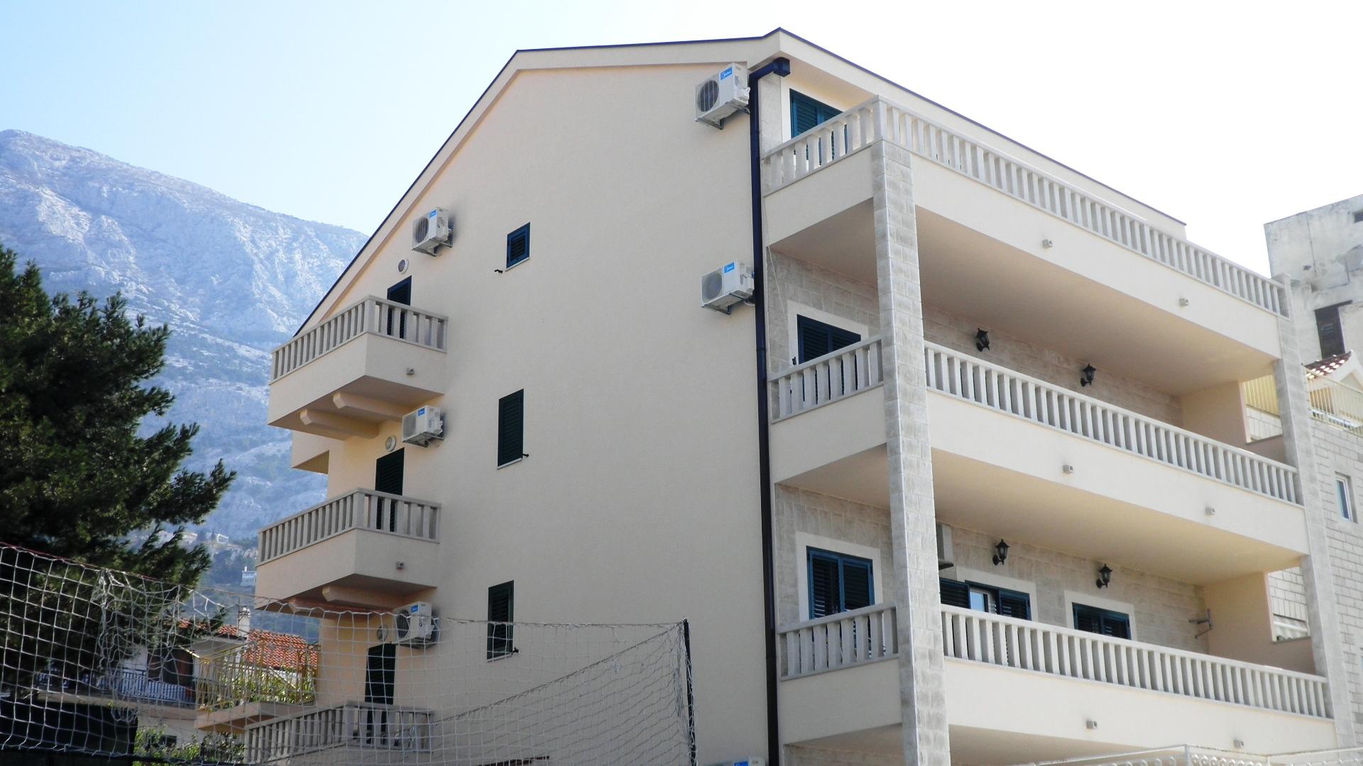 Апартаменты «MAKARSKA»