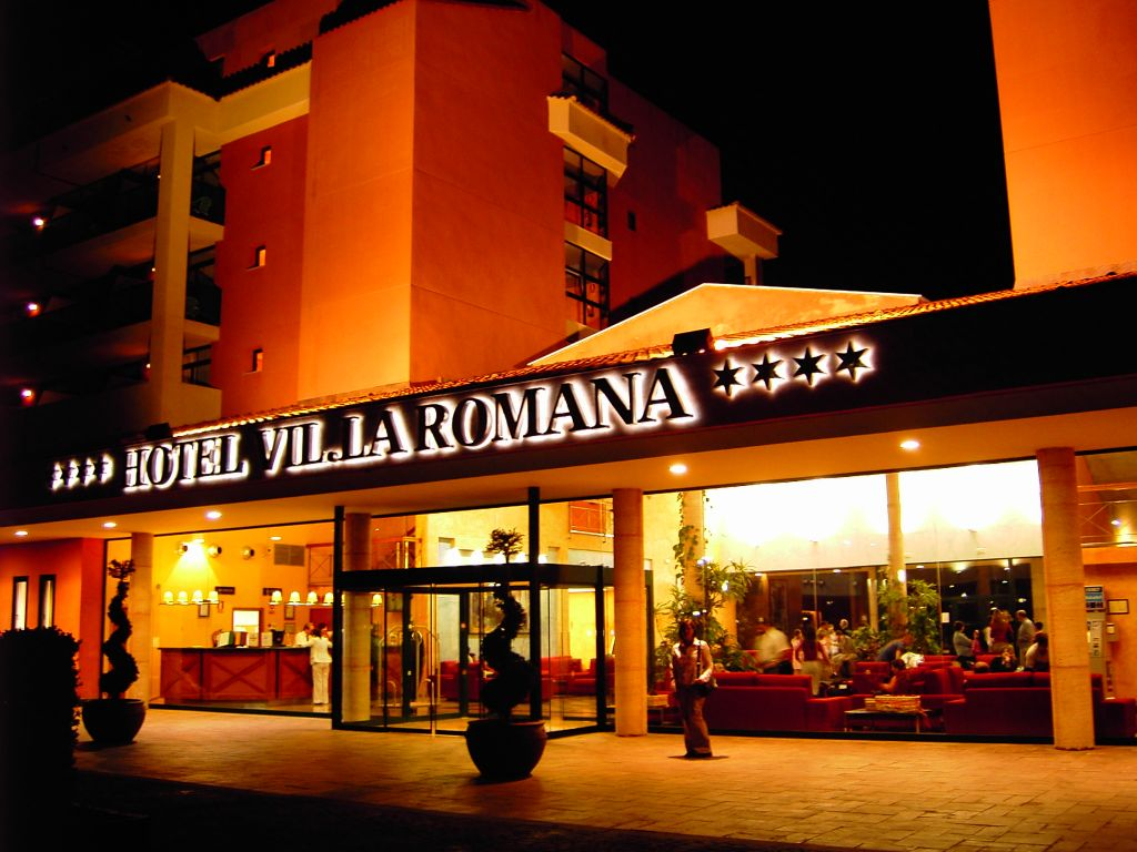 OHTELS VILLA ROMANA 4*