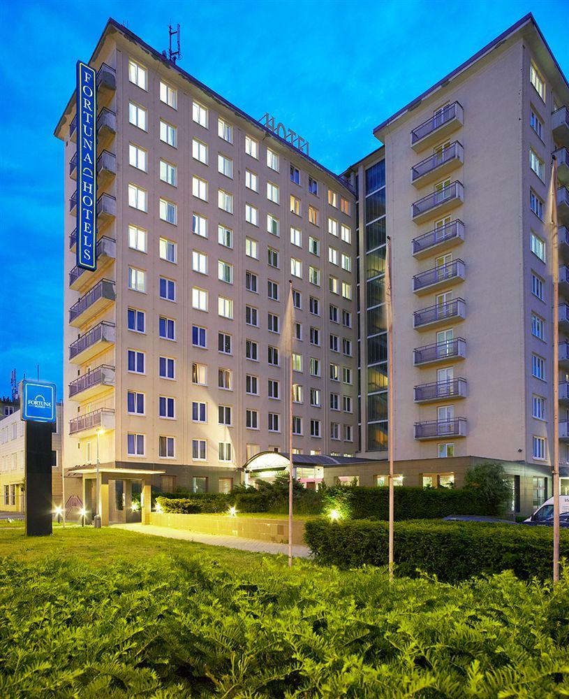 FORTUNA CITY HOTEL *** (Прага)