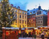 Рождественский круиз в Стокгольм-467693629