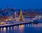 Новогодний карнавал в Балтийском море-118067837