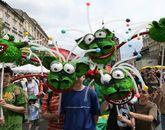 Парад Драконов в Кракове-974831708
