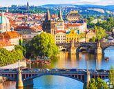 Прага  -Карловы Вары - Вена* - Дрезден* - Вышеград -935171772