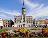 New! Люблин – Замость – дворец Замойских-1825790920