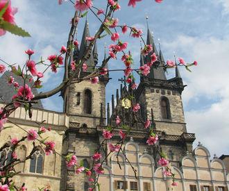 Романтика весенней Праги: Прага - Карловы Вары