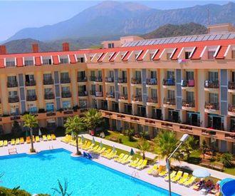 Турция (Аланья), CAMYUVA BEACH HOTEL 4*