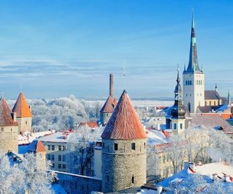 Рождество в Прибалтике! Таллинн - Рига