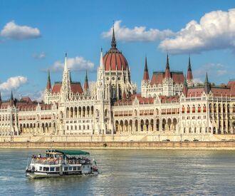Будапешт - Брно /без ночных переездов
