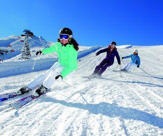 Горные лыжи, термалы и замки Словакии