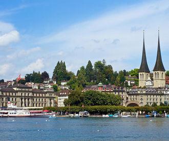 Гранд турне по Швейцарии