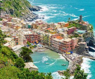 Итальянская одиссея с отдыхом на Тирренском побережье
