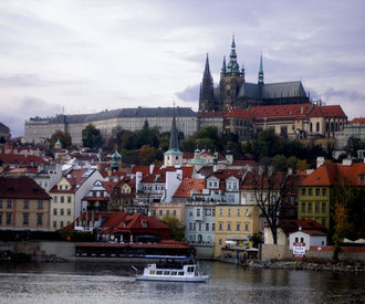 Прага-Чешский Крумлов-Вена