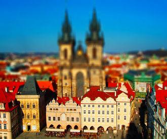 Mini-Prague: Прага - Дрезден (4 дня)