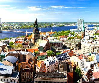 Рига - Юрмала - Таллин - Вильнюс