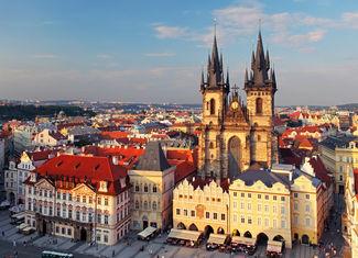 Прага на выходные