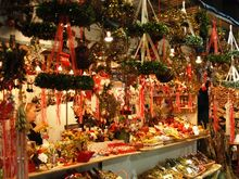 Рождество в Кракове