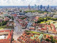 Варшава без ночных переездов