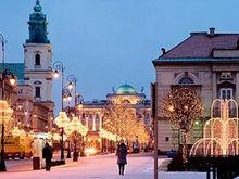 В Прагу на Рождество / один ночной переезд
