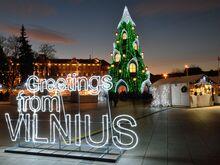 Новый год в Литве