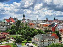 New! Люблин – Замость – дворец Замойских