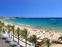 Европейский вояж + отдых в Испании