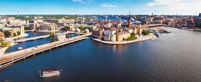"""Тур """"Рига - Стокгольм - Норвегия - Нейрофьерд - Рундальский дворец"""" от 426 руб/5 дней"""