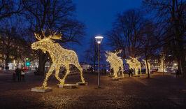 Новый год в Норвегии-472401184