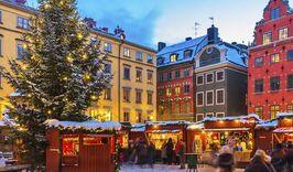 Рождественский круиз в Стокгольм-122923987