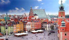 Новогодняя Варшава-48186097