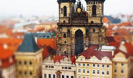 Романтика весенней Праги: Прага - Карловы Вары-749064602