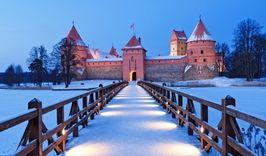 Новый год в Литве -414625066