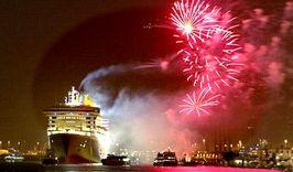 Новый год по-скандинавски на пароме-795953136