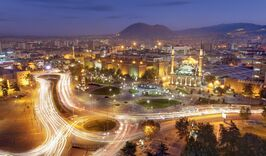 Экскурсионный тур Стамбул 3 ночи + Каппадокия 2 ночи (шары включены)-1311870425