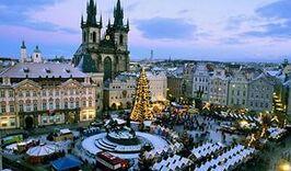 Новогодняя Прага-147763747