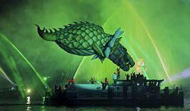 Парад Драконов в Кракове-153212748