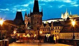 Новогодняя Прага-1093800261