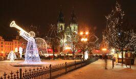 Новогодняя Прага-843379914