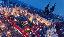 Новогоднее веселье в Кракове-454416215