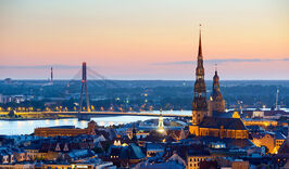 Рождество в Прибалтике! Таллинн - Рига-995563377