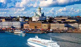 Рига - Стокгольм - Турку - Хельсинки - Таллин-1874980062