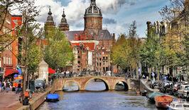 Варшава* – Берлин – Амстердам – Гаага*  – Вроцлав-1260159485
