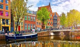Встретимся в Амстердаме! (Гамбург - Амстердам - Гаага* - Дельфт* - Заансе Сханс*)-1987144898
