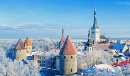 Рождество в Прибалтике! Таллинн - Рига-1509263943