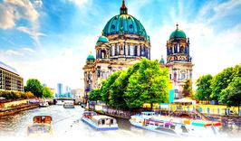 Берлин - Аквапарк «Тропические острова»-1352074102
