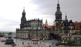 Прага – Дрезден* – Бастай* – замок  Глубока над Влтавой* – Чешский Крумлов* -1278124716