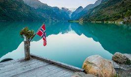 Норвежские фьорды-1296947846