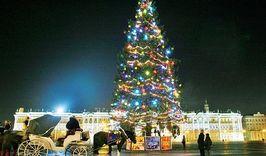 Новый год в Санкт-Петербурге-550060667