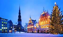 Новый год по-скандинавски на пароме-1286486665