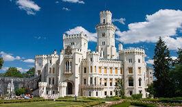 Прага – Дрезден* – Бастай* – замок  Глубока над Влтавой* – Чешский Крумлов* -1645130438