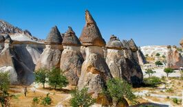Отдых в Каппадокии-458365174